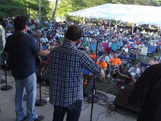 2017 June Family Bluegrass Festival